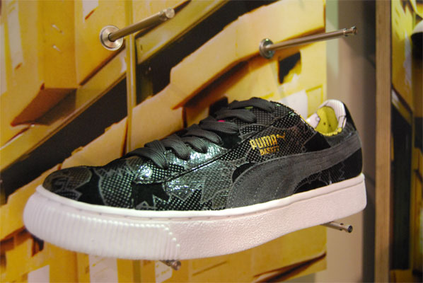 Bread & Butter Summer 2007 > Puma, RBK, New Balance (http://www.hiphopshopy.cz)