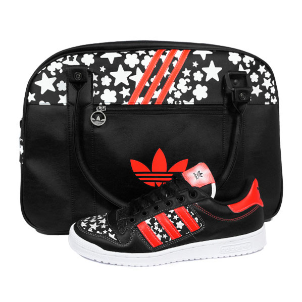 adidas Stars Pack Metro Attitude Hi + Decade Lo / adidas boty (http://www.hiphopshopy.cz)