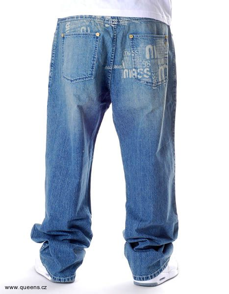 Mass DNM Jeans (http://www.hiphopshopy.cz)