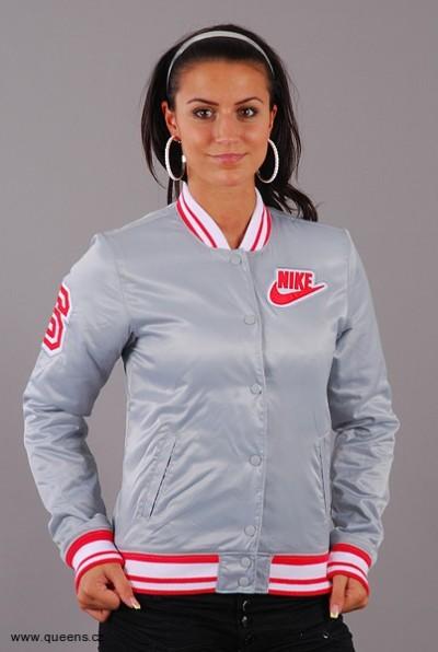 Podzimní dámské bundy 2010  Nike e7cfed887bb