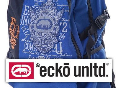 Batoh Ecko – hiphopové batohy nejen do školy