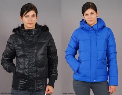 Dámské zimní bundy Nike pro rok 2010