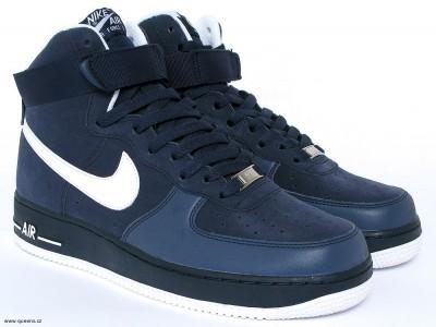 Kotníkové tenisky Nike na zimu 2010/2011