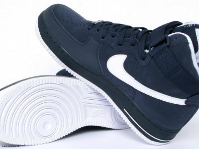 Kotníkové boty Nike Air Force 1 (http://www.hiphopshopy.cz)