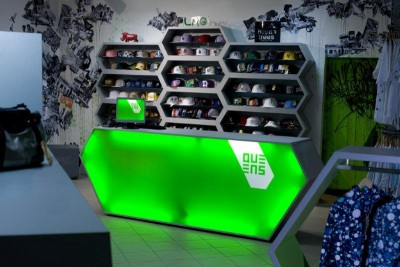 Queens x Hip Hop Shop Brno